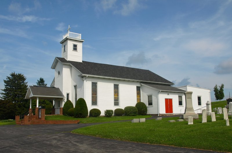 Church On A Country Road.jpg