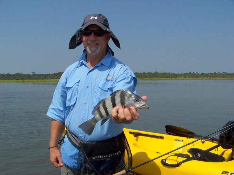 Mark with a 1st Puppy Black Drum