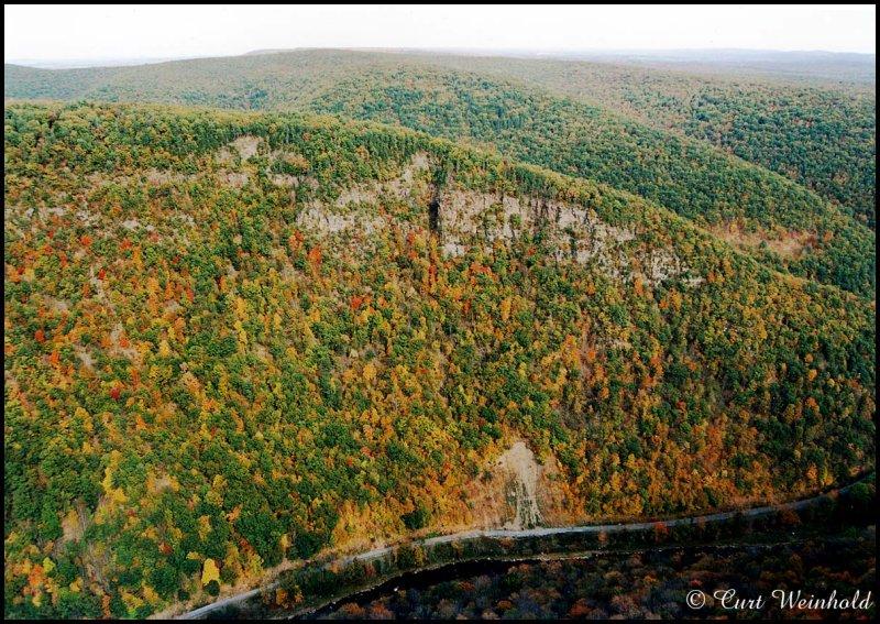 Pine Island Cliffs