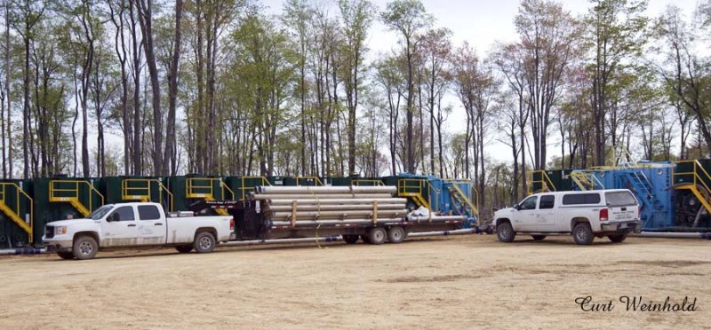 Pipe Trucks-McKean County