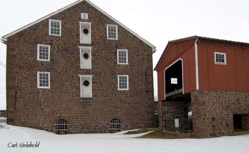 Von Neidas Mill, Bowmansville