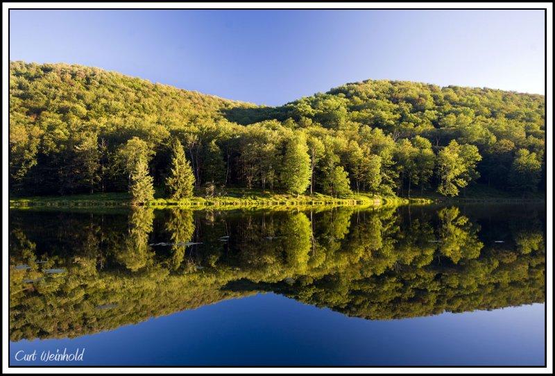 Lyman Lake Reflects