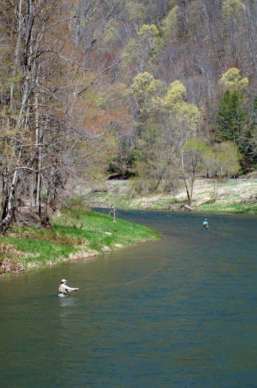FlyFishers, Pine Creek