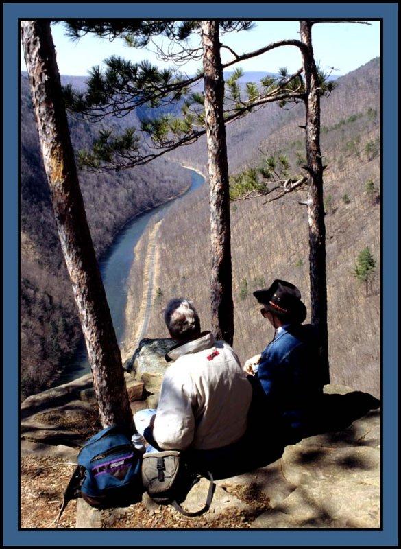 Wellsboro  KTA hike rests atop Pine Island