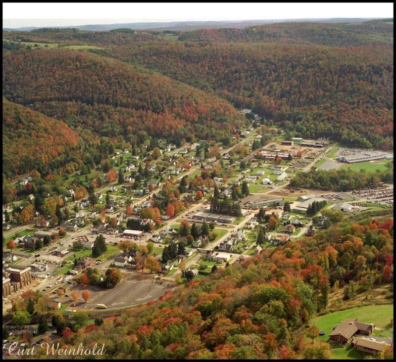 South section of Coudersport
