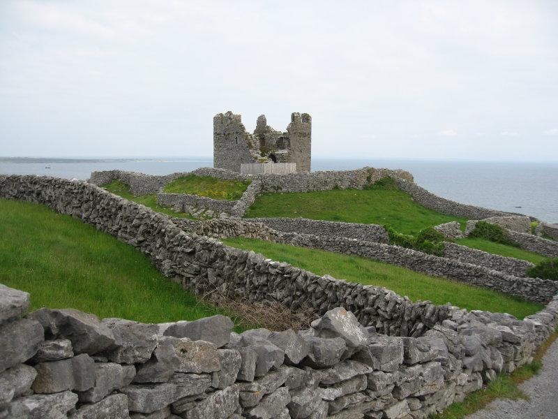 Inisheer castle