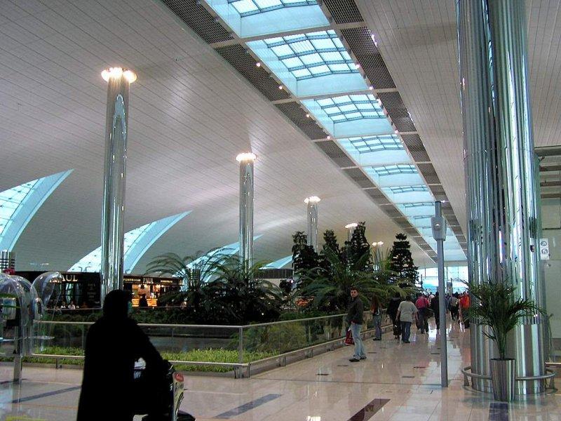 Emirates New Terminal 3 Dubai
