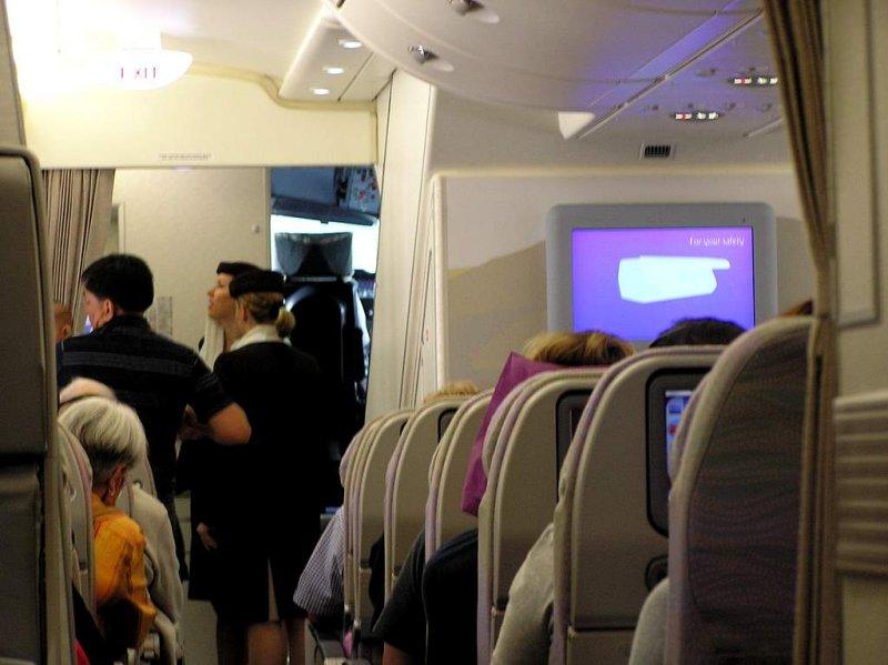New A380 Airbus Emirates New Terminal 3 Dubai