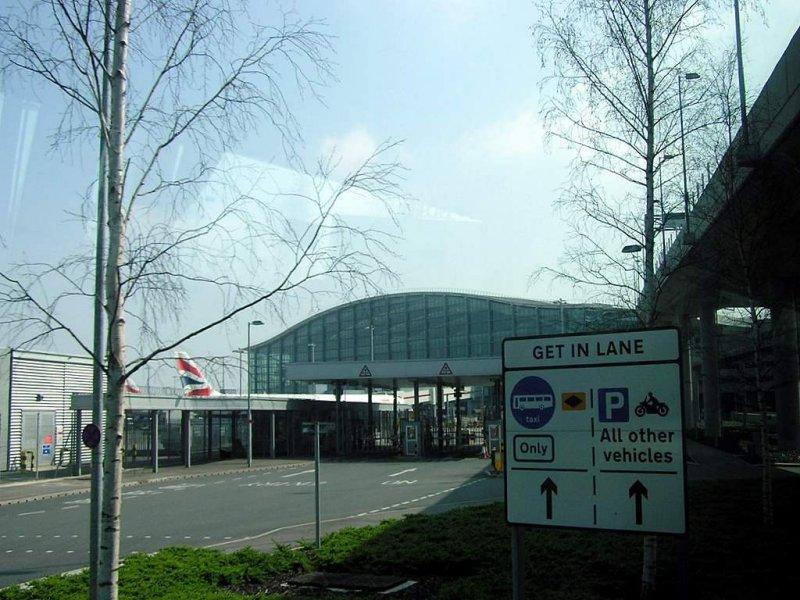 New Terminal 5 London