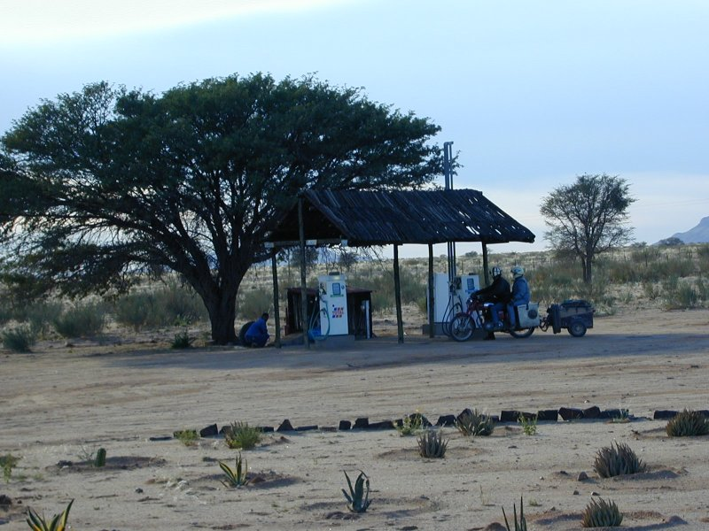 Royal Enfield Motocycle tour of Africa