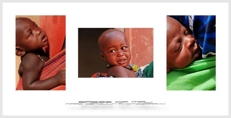 Babies of Mali