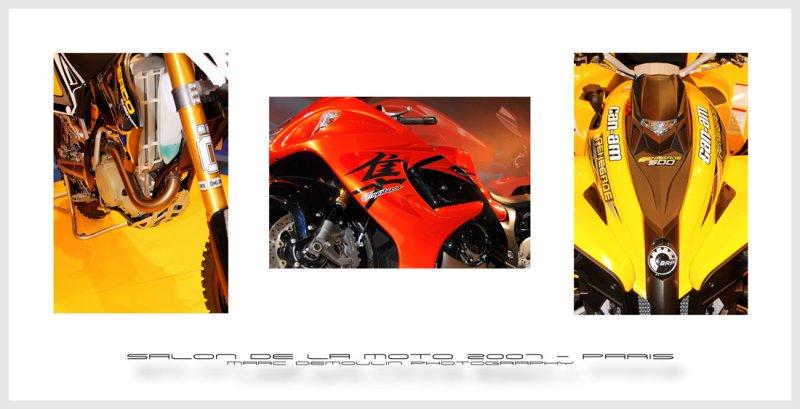 Salon de la moto 2007