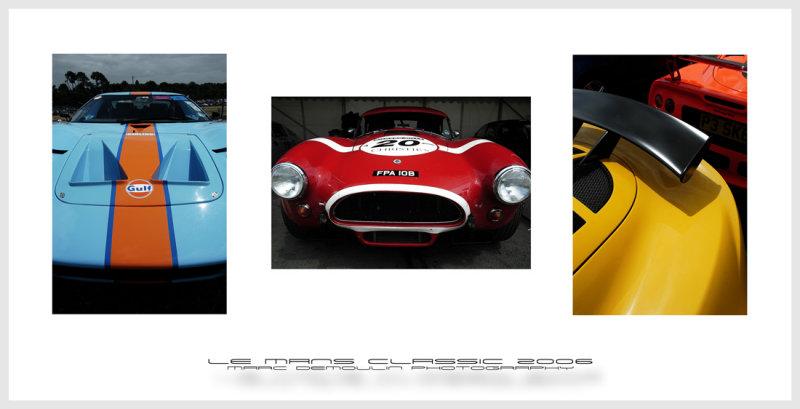 Le Mans classic 2006