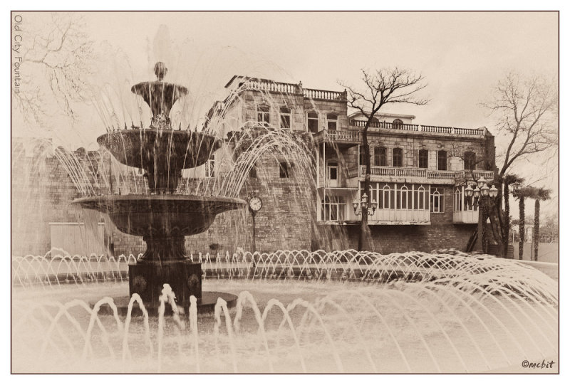 Old City Fountain