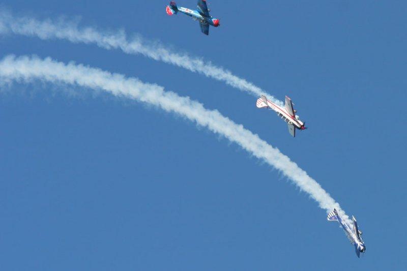 pauanui aerobatics