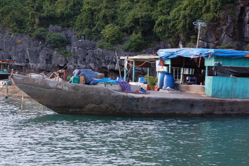 Cửa Vạn Floating Village