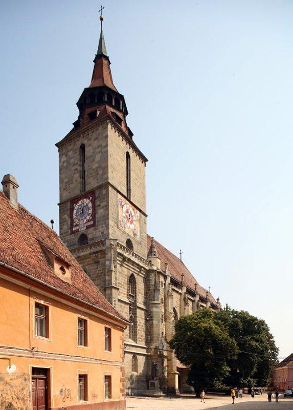 Biserica neagra-Brasov