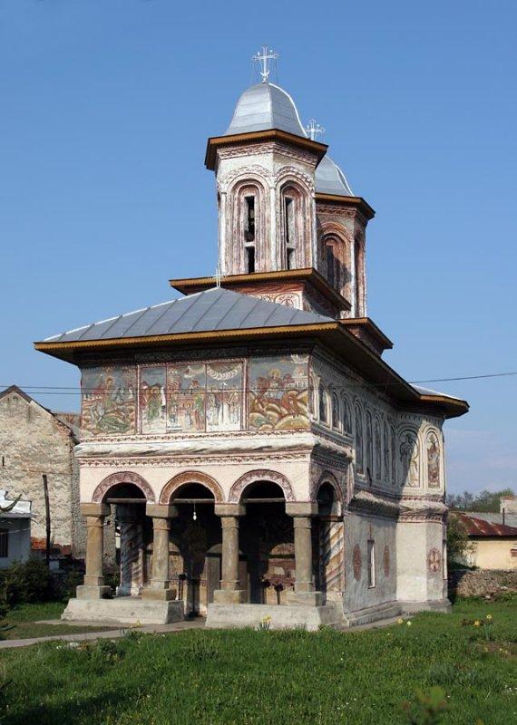 biserica din Horezu-oras