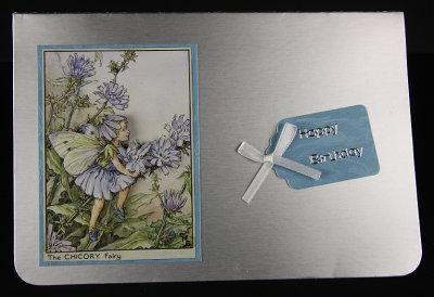 Chicory fairy