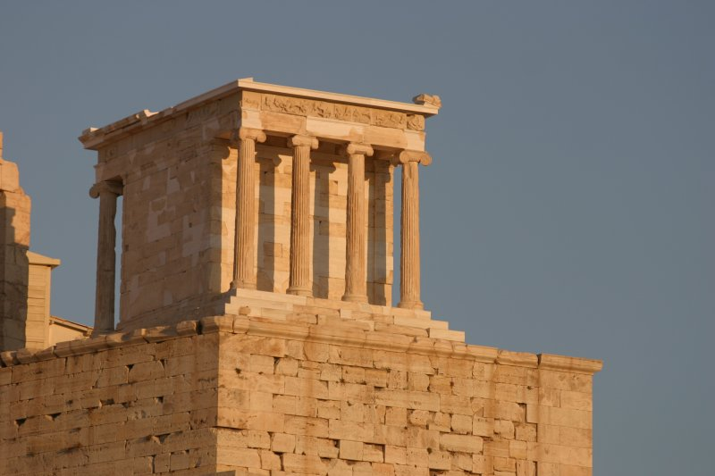 Propylaea of the Acropolis 2