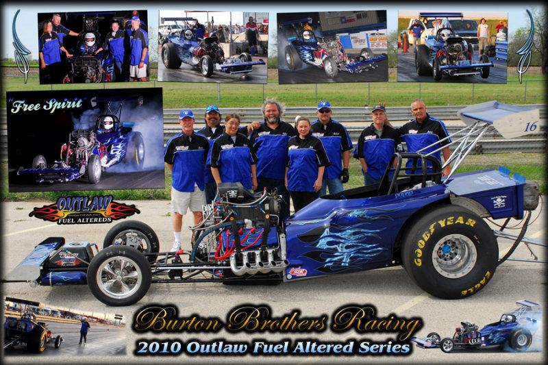 Burton Brothers Racing 2010