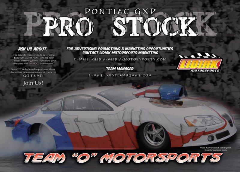 Team O Texas Pro Stock 2010