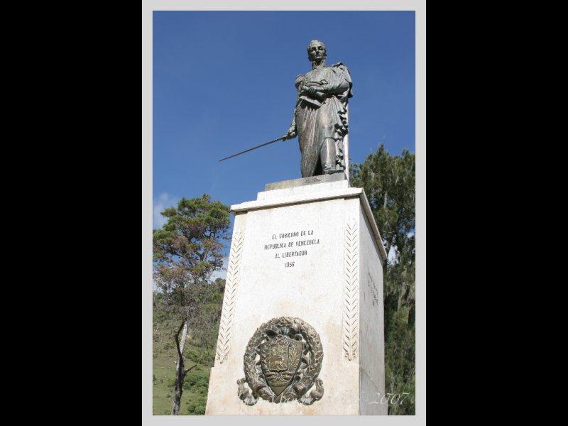 Al Libertador, Simon Bolivar