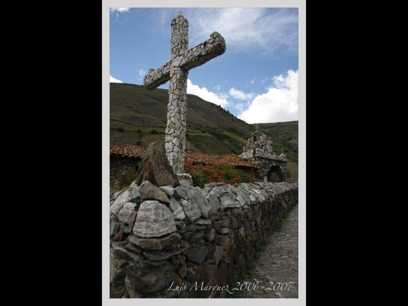 Capilla de Piedra - San Rafael De Mucuchies 1