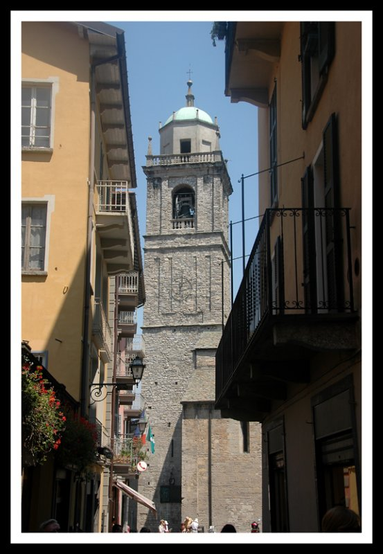 Bellagio Church Tower