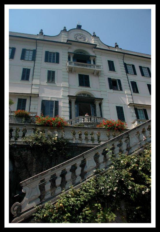 Villa Carlotta Stairs