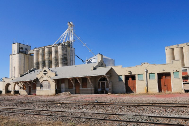 Great Bend KS Depot