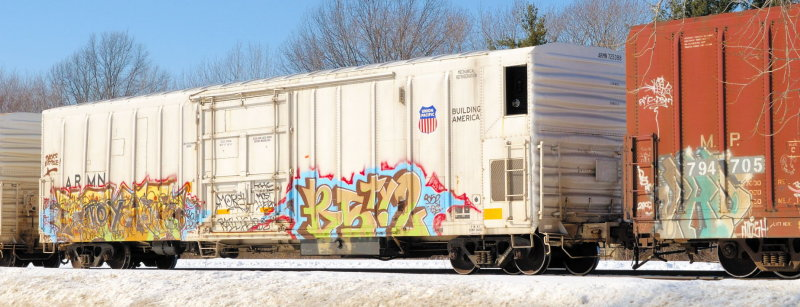 Art on the Railroad