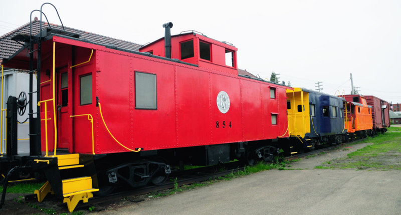 My Red Caboose