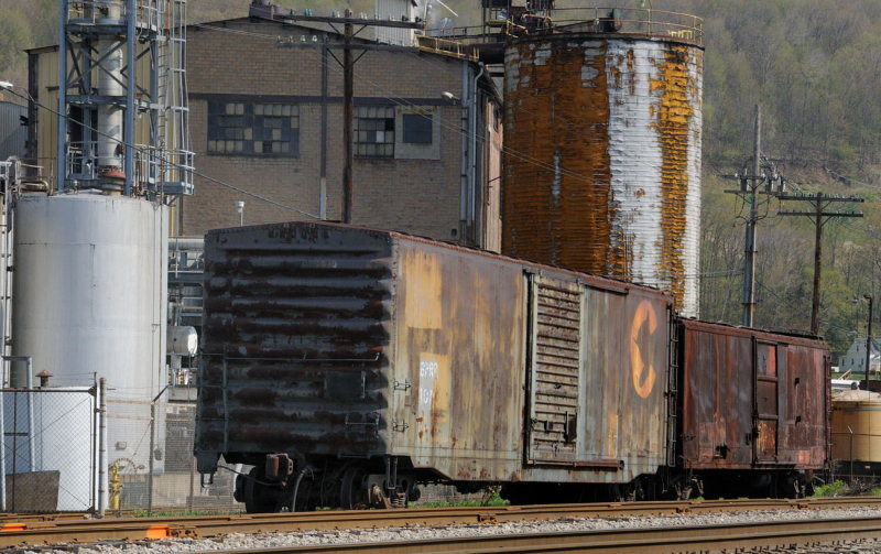 Old Boxcars