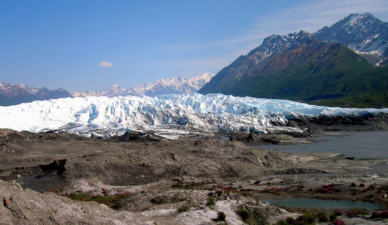 Matanuska Glacier Alaska