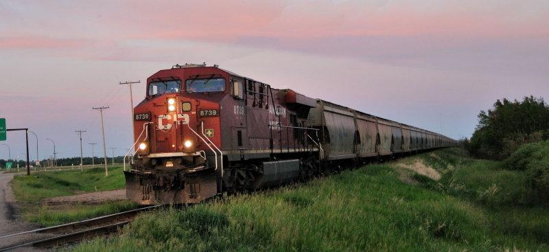 CP8739 Potash Train