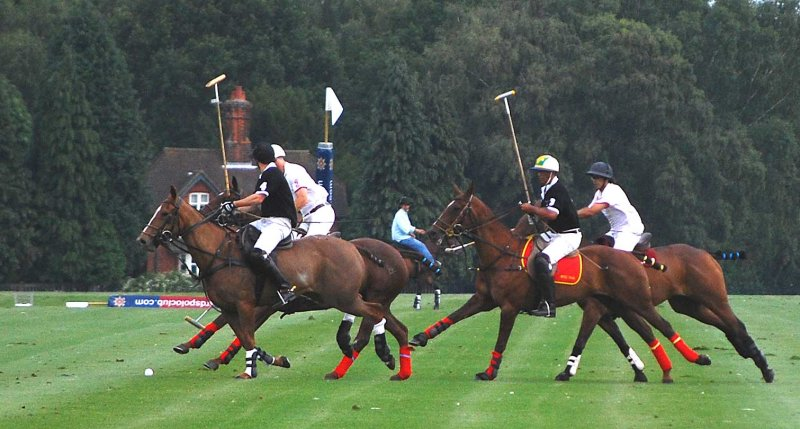 Polo at Guards Club Windsor
