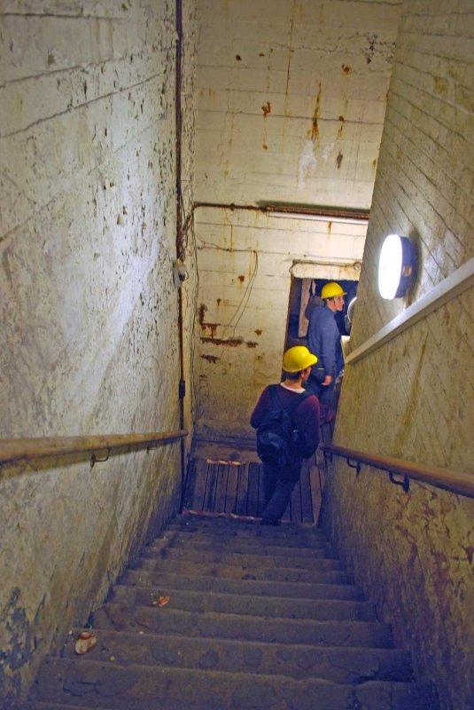 Paddock Churchills secret bunker