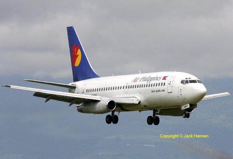 Air Philippines RP-C8007