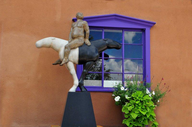 man on horses
