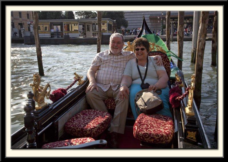 Romantic 40th Wedding Anniversary Treat