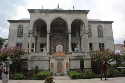 Topkapi Library