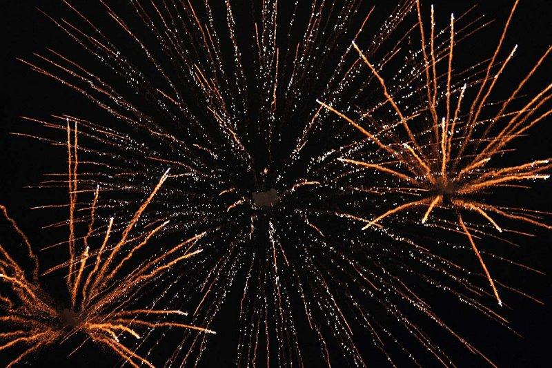 National Day - fireworks