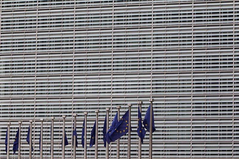 EuropeanCommission at Berlaymont