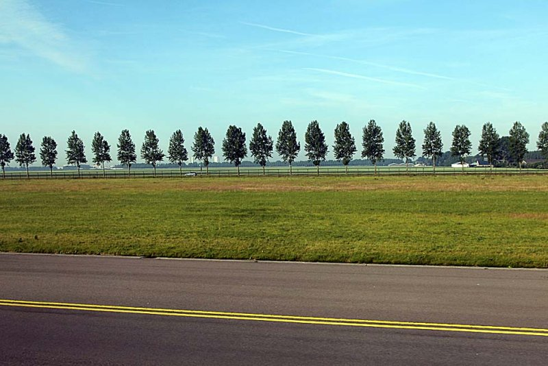 Schiphol - taxiing