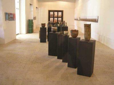Inside the  Iglesia de Santo Domingo