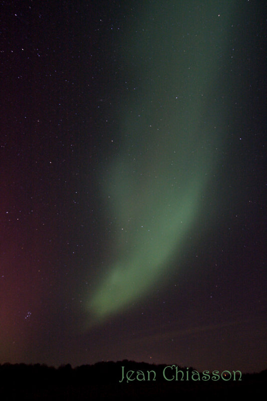 Northern lights- Aurore Boréale