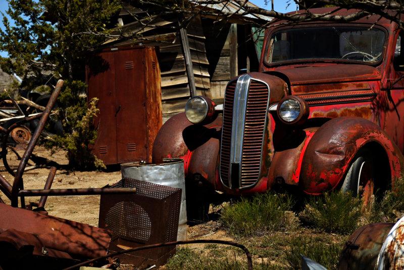 Chaos, Cordes, Arizona, 2009
