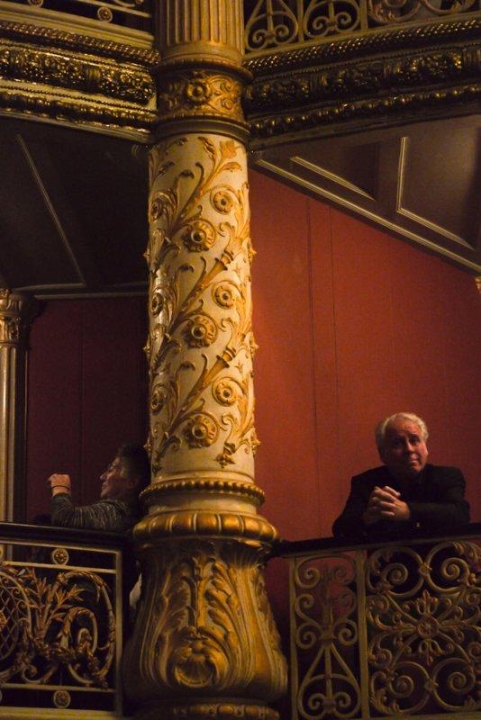 Waiting, Theatro Santa Isabel, Recife, Brazil, 2010