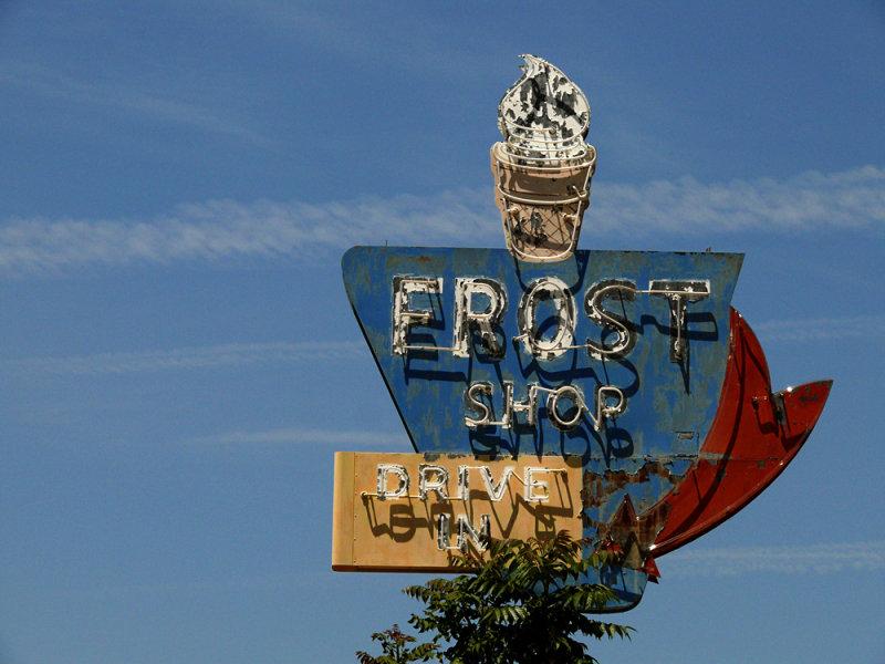 Frost Shop, Mariposa, California, 2008